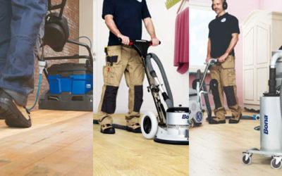 Cuidados com o piso de madeira: Entenda os métodos de revitalização, renovação e restauração