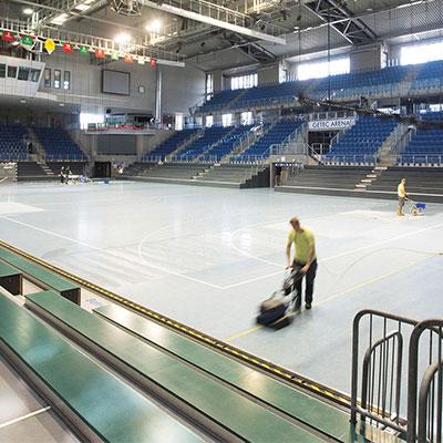 Salões Esportivos | Bona Brasil