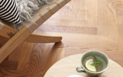 Por que escolher pisos de madeira?