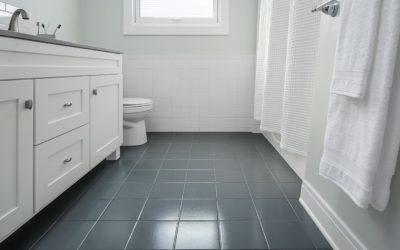 Guia definitivo para pisos de banheiro