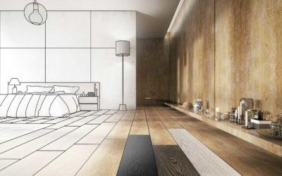 Como acertar na tonalidade do piso de madeira