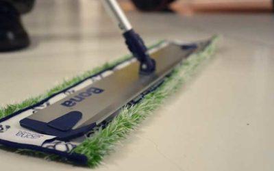 Bona Commercial System – Limpeza e renovação para pisos comerciais