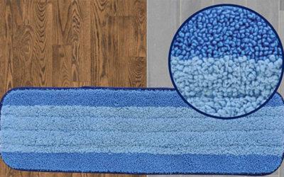 Por que o pad de microfibra é o melhor para limpeza?