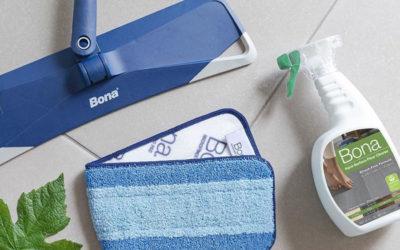 Dicas de limpeza para pisos frios