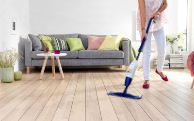 Dicas de limpeza para pisos de madeira