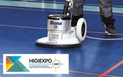 Bona na Higiexpo 2021