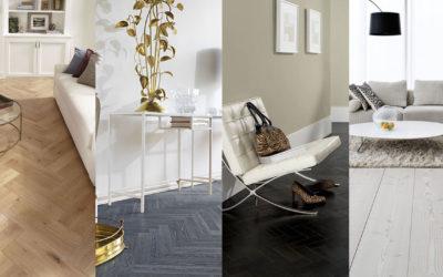 Tendências de cores para piso de madeira