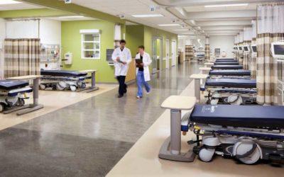 A solução para recuperar pisos hospitalares